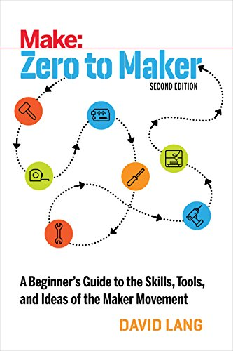 Zero to Maker: A Beginner's Guide to the Skills, Tools, and Ideas of the Maker Movement: An Unlikely Journey into the Future of Manufacturing
