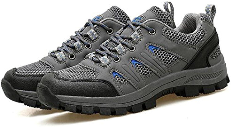Z&HX sportsZapatos de Senderismo Netos Transpirable Deportes Zapatos Zapatos Antideslizante Desgaste Zapatos al...