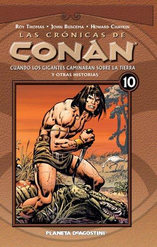 Las crónicas de Conan nº 10/34
