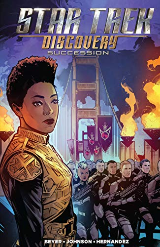 Star Trek: Discovery: Succession (English Edition)