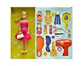 #6: Miss World Baby Doll with Makeup Kit
