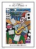 Partitions classique IMD ARPEGES PEDREIRA N. - NEUF PIECES SUD-AMERICAINES - GUITARE Guitare...