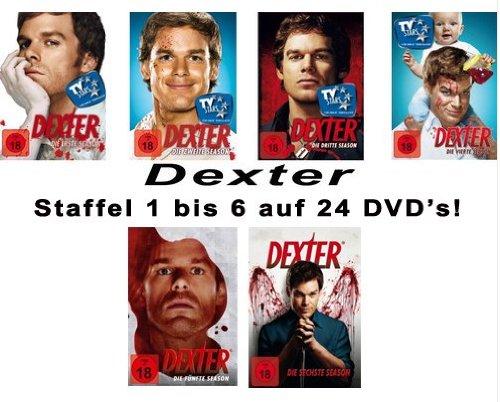 Staffeln 1-6 (24 DVDs)