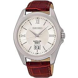 Watch Seiko Neo Classic Sur103p1 Men´s Beige
