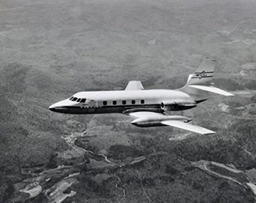 high-angle-view-of-an-aircraft-in-flight-lockheed-jetstar-poster-print-6096-x-9144-cm