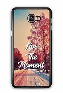 YuBingo Live the Moment Designer Mobile Case Back Cover for Samsung Galaxy A9