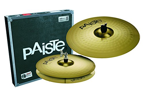 Paiste 14ES13 - Set de platos, color dorado