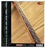 Best Guitarra de la Media Luna - A-Mix - Adhesivos decorativos para guitarra, diseño de Review