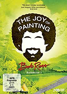 Bob Ross – The Joy of Painting, Kollektion 1 [2 DVDs]: Bob Ross