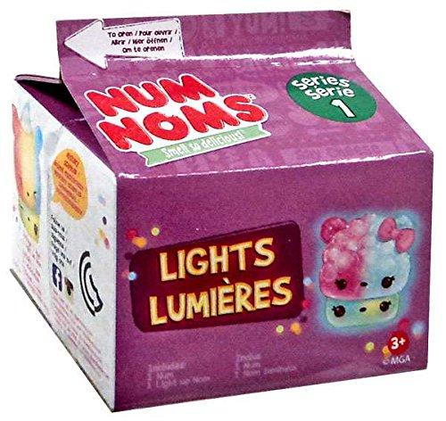 Preisvergleich Produktbild Num Noms Series 1 Lights Mystery Pack by MGA