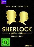 Sherlock - Staffel 3 (Special Edition, 3 Discs)