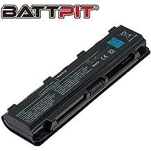 Battpit Batteria per notebook Toshiba Satellite Pro C870-1G1 Satellite Pro L800D Satellite Pro C870-1FU Satellite Pro L800 Satellite Pro L805 (10.8V 4400 mAh / 48Wh) [1 anno di garanzia]