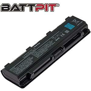 Battpit Batterie d'ordinateur Portable de Remplacement pour Toshiba Satellite C870-12P (4400 mah)