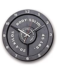 Body Solid Horloge en forme de poids