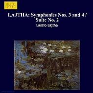 Lajtha: Symphonies Nos. 3 And 4 / Suite No. 2