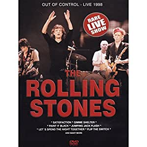 The Rolling Stones - Out of control - Live 1998 [IT Import]