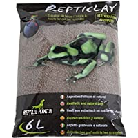 Reptiles Planet litière Sous-couche de Drenaje para terrarios Tropical repticlay 6L