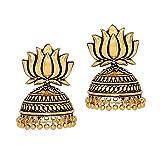 Jaipur Mart Handmade Gold Plated Lotus S...