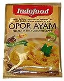 Indofood Opor Ayam - pollo en salsa picante de coco, 45 gramos (6 paquetes)