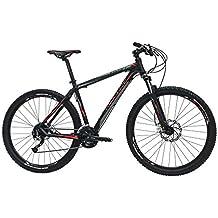 Monty KY37 Bicicleta de Montaña, Unisex adulto, Negro, M