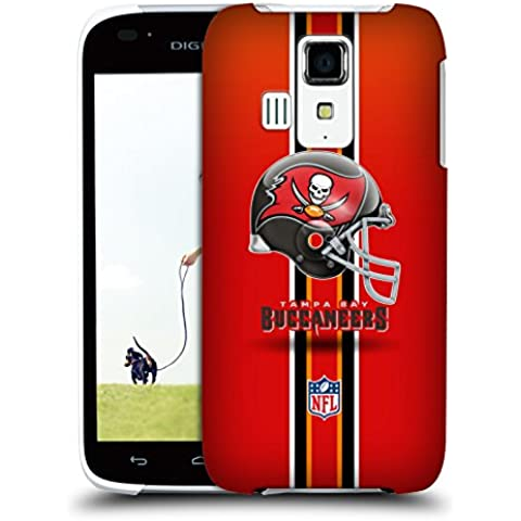 Official NFL Helmet Tampa Bay Buccaneers Logo Hard Back Case for Kyocera Digno T 302KC TD-LTE