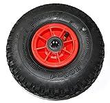 Rad 260/85/25* Reifen 3.00-4 PR4 Sackkarrenrad Sackkarren Bollerwagen Tragkraft 200 kg