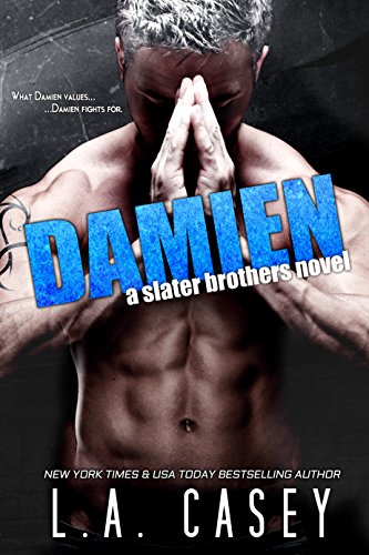 DAMIEN (Slater Brothers Book 5)
