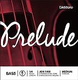 Corda singola MI D'Addario Prelude per contrabbasso, scala 1/4, tensione media