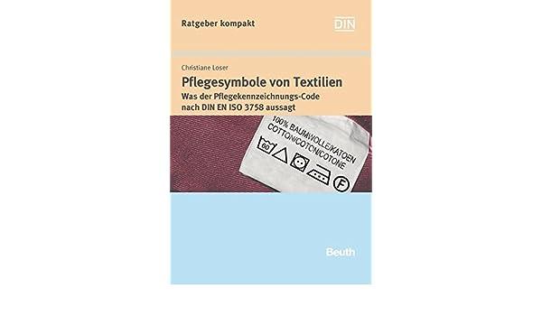 pflegesymbole textilien