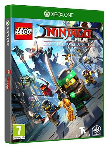Foto Lego Ninjago Il Film Videogame - Xbox One