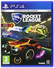 Idea Regalo - Rocket League - PlayStation 4