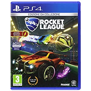 Giochi per Console Warner Rocket League: Collector's Edition