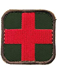 Condor Medic Patch Oliv Drab / Rot