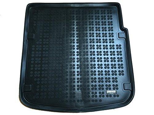 Gummi Kofferraumwanne Kofferraumschutz Kofferraummatte Laderaumwanne mit hohem Rand (Ausbuchtung Oben)