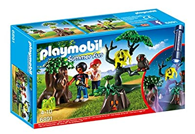 Playmobil - 6891 - Night walk et lampe torche