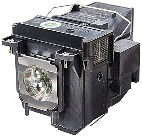 Supermait EP71 Ersatz-Beamerlampe mit GEH?use, kompatibel mit Epson Elplp71, geeignet f¨¹r BrightLink 475Wi / BrightLink 480i / BrightLink 485Wi / EB-1400Wi / EB-1410Wi / EB-470 / EB-475W / EB-475Wi