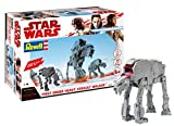 Revell 06761 Star Wars Episode VIII Build & Play Heavy Assault Walker, With Lights & Sounds