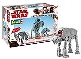 Revell 06761 Star Wars Episode VIII Build & Play Heavy Assault Walker, With Lights & Sounds