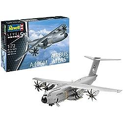 Revell- Airbus A400M Atlas, Kit de Modelo, Escala 1: 72 (3929) (03929), Scale