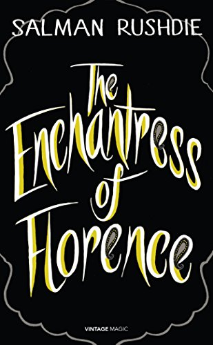 Book cover for The Enchantress of Florence