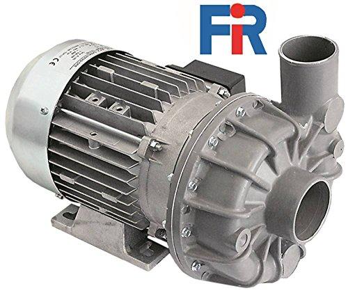 FIR Pumpe 1241.2500, 1241.2541, 1241.2540 1,1kW/1,5PS passend für Meiko für Spülmaschine DV120B, DV120T, DV240B 230/400V 50Hz