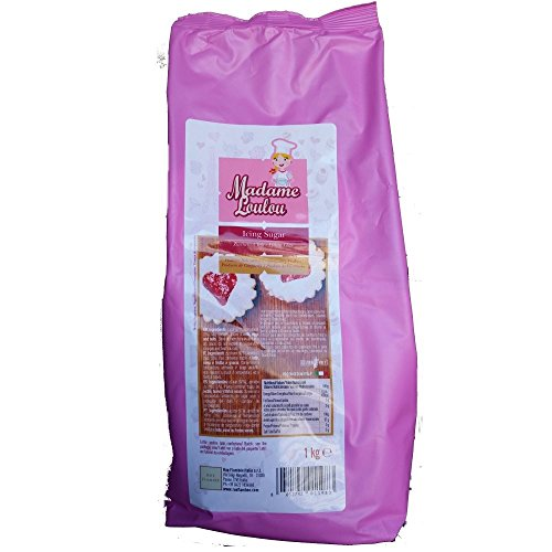 Zucchero A Velo Professionale Icing Sugar 1 Kg Madame