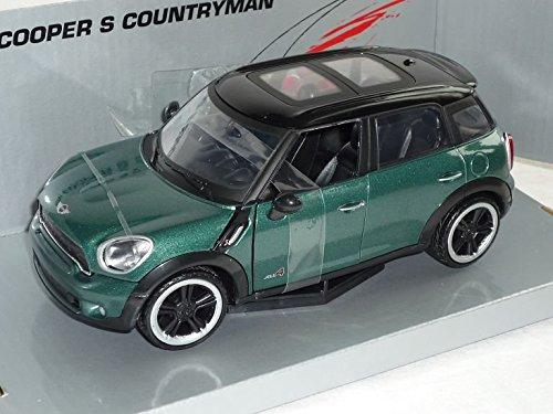 mini-cooper-s-countryman-grun-ab-2010-1-24-mondo-motors-modellauto-modell-auto