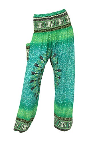 harem-trousers-aladdin-hippie-pants-with-18-different-designs-bright-bubbles-green