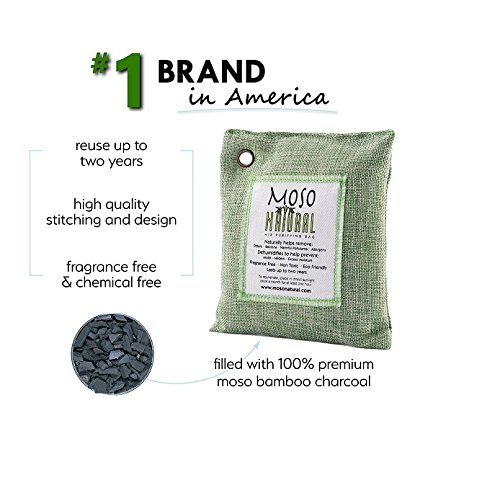 moso natural air purifying bag 200g green color naturally removes odors,allergens and harmful pollutants . reuse upto 2 years , Moso Natural Air Purifying Bag 200g Green Color Naturally Removes Odors,Allergens and Harmful Pollutants . Reuse Upto 2 Years , 51p5InbI 2BoL