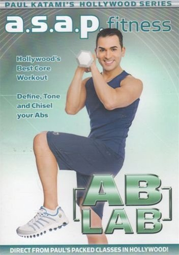 ASAP Ab Lab - Paul Katami A.S.A.P. DVD Region: 0 (Worldwide) by paul katami -