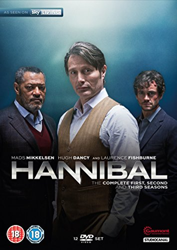 Hannibal: Season 1-3 [12 DVDs] [UK Import]