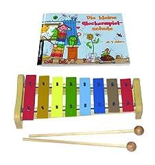 Das bunte Glockenspiel-Set von Voggenreiter