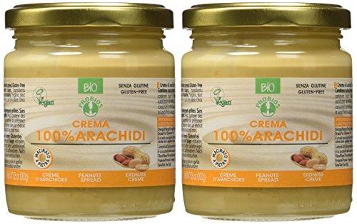comprare on line Probios Crema Arachidi - 2 pezzi da 200 g [400 g] prezzo