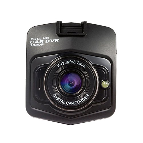 Hrph Mini-Auto-Kamera DVR GT300 Full HD 1920 * 1080P Digital Video Recorder Registrator Night Vision Dash Cam (Soc-prozessor)